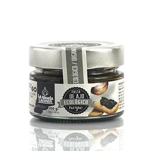 Pasta de Ajo Negro Ecológico 100 gramos comprar online la abuela carmen