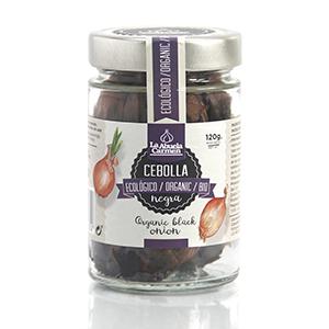 Cebolla Negra Ecológica 120 gramos comprar online la abuela carmen