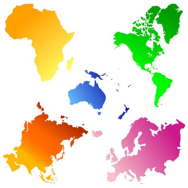 Abuela Carmen 5 continentes