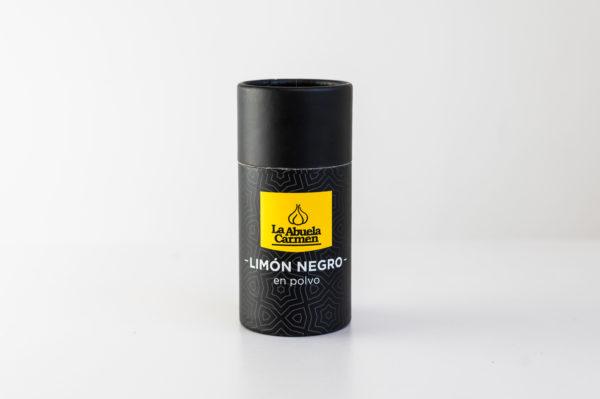 Limón Negro en Polvo Tarro Dispensador comprar online la abuela carmen