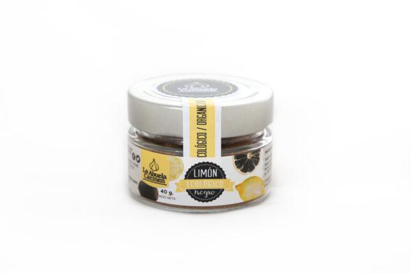 Limón Negro Ecológico en Polvo 40g comprar online la abuela carmen