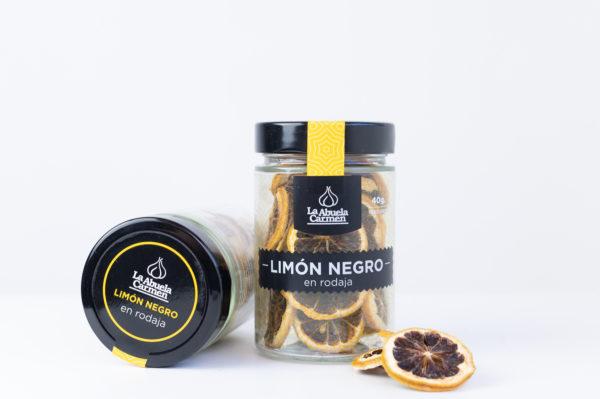Limón Negro Rodajas comprar online la abuela carmen