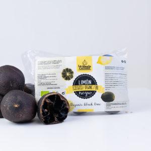 Limón Negro Ecológico Entero comprar online la abuela carmen