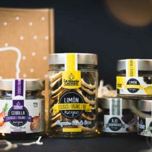 Pack regalo de productos ecológicos la abuela carmen comprar online